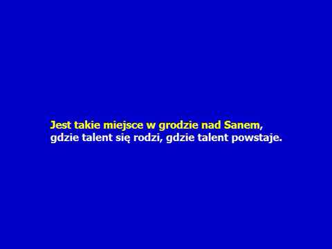 Hymn MDK w Przemyślu - karaoke