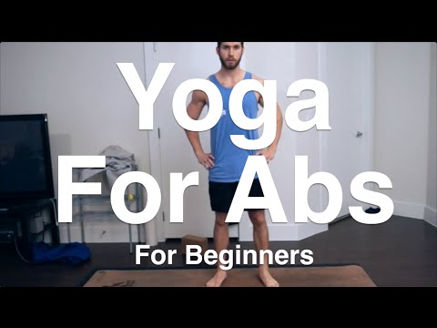 Yoga For Abs For Beginners – 10 Minute Abs Workout