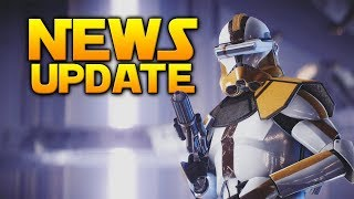 NEWS UPDATE: Next 9 Planned Community Transmissions (Hero Voices, Matchmaking & More) -Battlefront 2