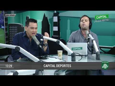 Sporting Cristal 4 - 1 Alianza Lima: intenso debate en Capital Deportes tras la primera final
