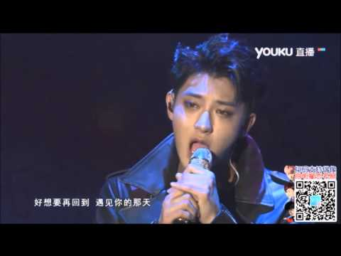 """160129 - Z.Tao Performing """"Reluctantly"""" At SoYoung 2016 Concert"""