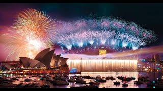 Bắn pháo hoa đẹp nhất 2019 Happy New Year 2019
