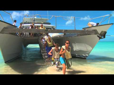 Power 360 Catamaran Cruise Antigua - Island Routes