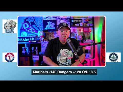 Seattle Mariners vs Texas Rangers Free Pick 9/5/20 MLB Pick and Prediction MLB Tips