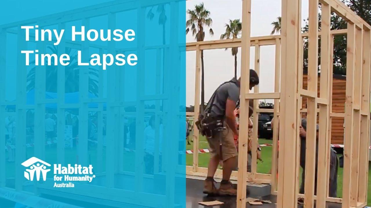 Tiny House Time Lapse Youtube