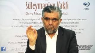 Kuran Sohbetleri Nisa Suresi 43.Ayet-Abdülaziz BAYINDIR