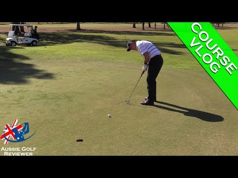 LOWOOD & DISTRICT GOLF CLUB COURSE VLOG PART 1