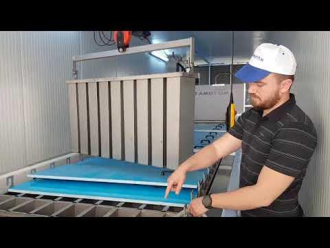 Start Production to Mobile Block Ice Machine ? (TAMUTOM)
