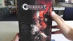 UNBOXING & ERSTEINDRUCK: Conquest The Last Argument of Kings Para Bellum - Phantasos Studio