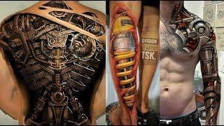 Amazing 3D Tattoos 2018  That Will Make You Do A Double Take 100% screenshot 1