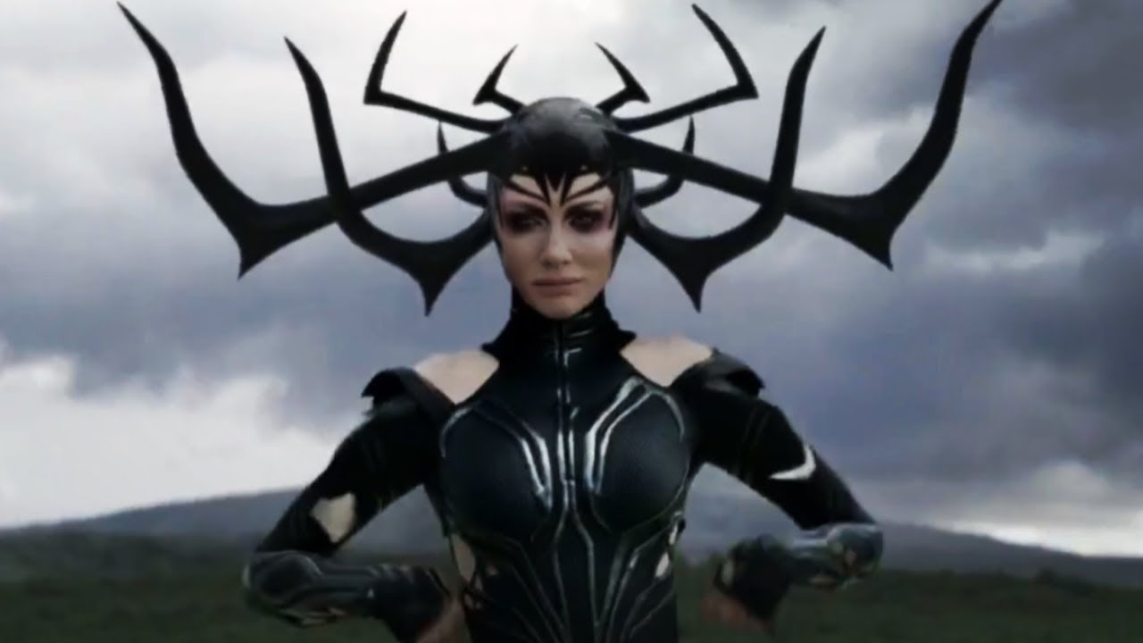 Image result for thor ragnarok hela