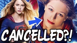 Supergirl In Danger Of Being Cancelled?!?! Superman To Replace?!?!