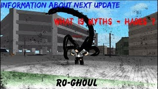 INFORMATION ABOUT NEXT UPDATE   Ro - Ghoul   Roblox   Rintokata
