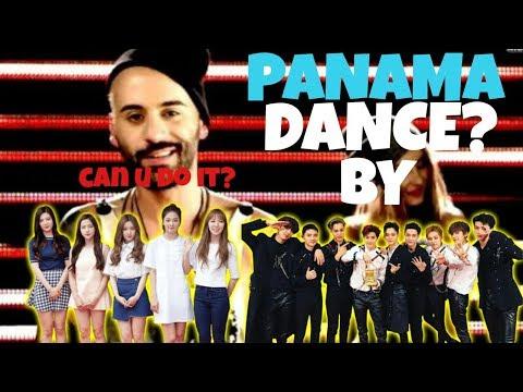 PANAMA DANCE COVER BY KPOP IDOLS!