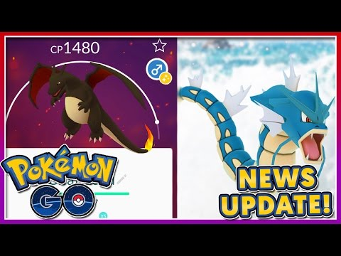 Pokémon GO - BIG NEWS UPDATE: NEW WATER POKEMON EVENT + SHINIES FINALLY ADDED?