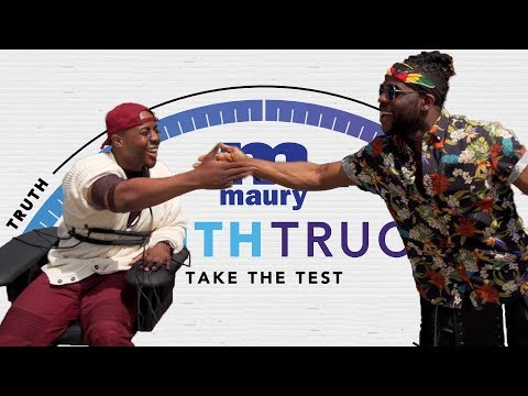 Battle of the Vegan Rappers | The Truth Truck | The Maury Show