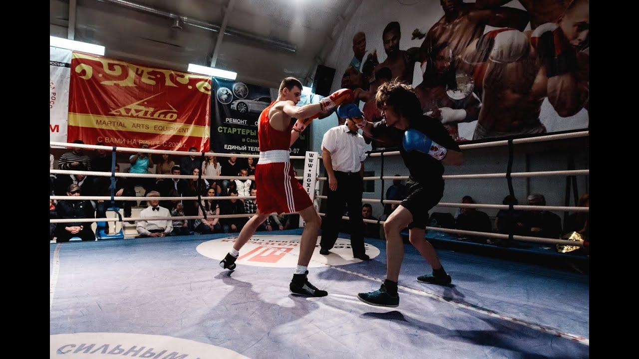 Босс Бокса 2 Апреля - Боевой Черт против Левши