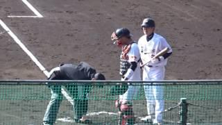 2016年11月12日に甲子園球場で行われたプロ野球12球団合同トライアウト...