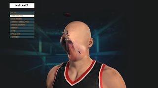 NBA 2K15 - Face Scan Fails