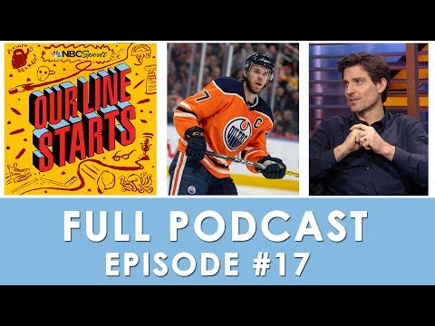 Connor McDavid injury implications, Penguins-Wild trade | Our Line Starts Ep. 17 | NBC Sports