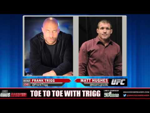 Matt Hughes: 'What haunts me now is in my last fight, I didn't get my hand raised'