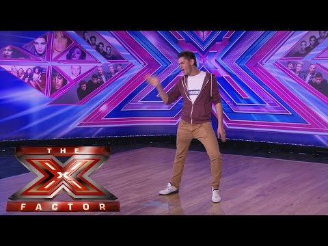 Jan Cichorz sings Christina Aguilera's Tough Lover | Room Auditions Week 1 | The X Factor UK 2014