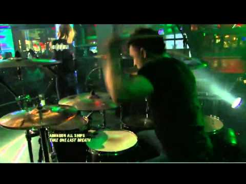 Abandon All Ships  - Take One Last Breath Live @ Much Music