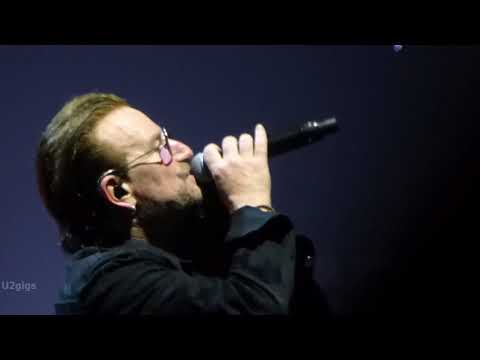 U2 Who's Gonna Ride Your Wild Horses, Tulsa 2018-05-02 - U2gigs.com