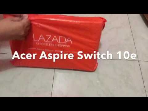 Acer Aspire Switch 10e From Lazada Philippines