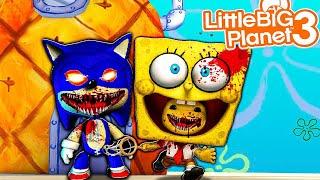 Sonic & Spongebob *TwiSted* Pineapple   LittleBigPlanet 3
