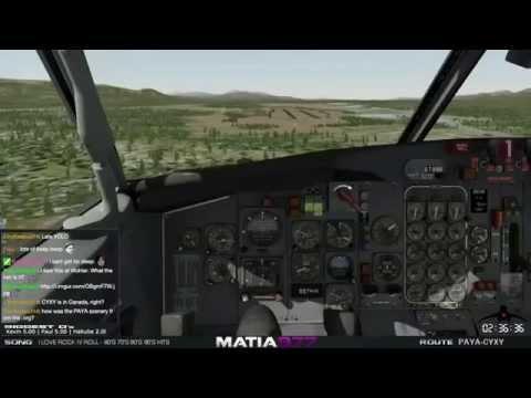 Видео flyjsim 727 liveries