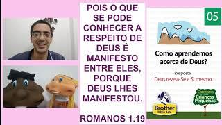 Catecismo para Crianças Pequenas - Pergunta 05