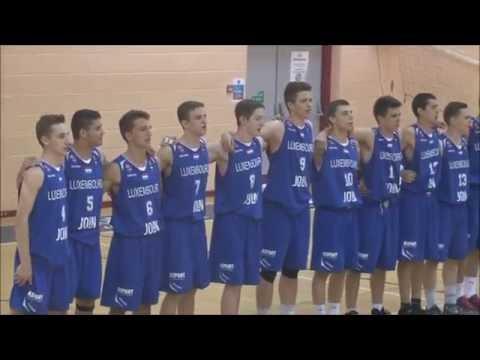 2016-07-08 Ireland U18 v Luxembourg U18