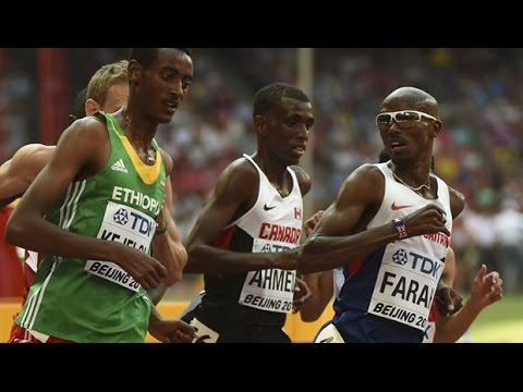 Track and Field Motivational Video