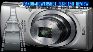 Canon PowerShot ELPH 160 Review