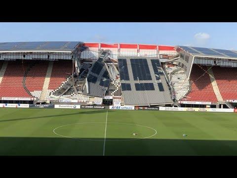 Stadium Disaster Hillsborough/Bradford City Fire AFAS Stadium Roof collapse