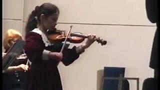 Gambar cover Vivaldi. Concerto for Violin and Orchestra in A minor, Part 1.