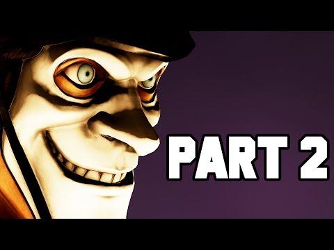 We Happy Few Gameplay Walkthrough Part 2 - VOMIT AND TRAPS!! (PC 1080p 60fps