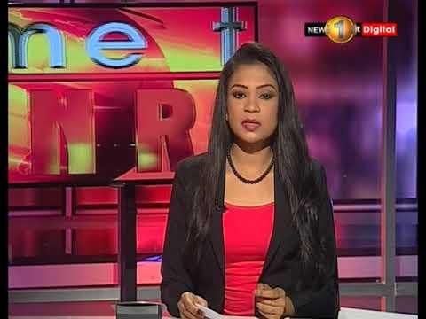 News 1st Breakfast News Sinhala  29 10 2018
