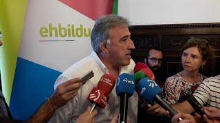 EH Bildu dice que la concejala Izko dimitirá cuando la sentencia sea firme