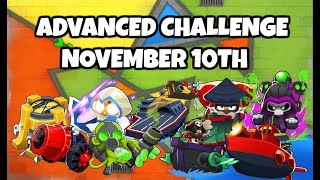How To Buy 9 Tier 5 Towers In An Advanced Challenge - November 10, 2018