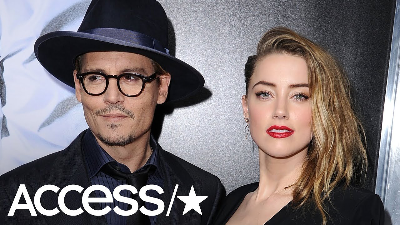 Johnny Depp Calls Amber Heard's Abuse Allegations 'Not True' in ...