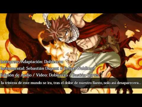 Fairy Tail Opening 3  FULL  Español Latino ~  FT HIGH