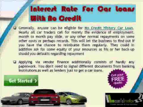 Easy Car Loans For No Credit: How To Get Qualify