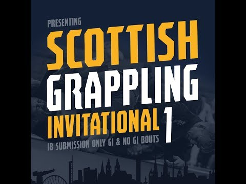 Olly G Vs Sean Rowan // Scottish Grappling Invitational #1