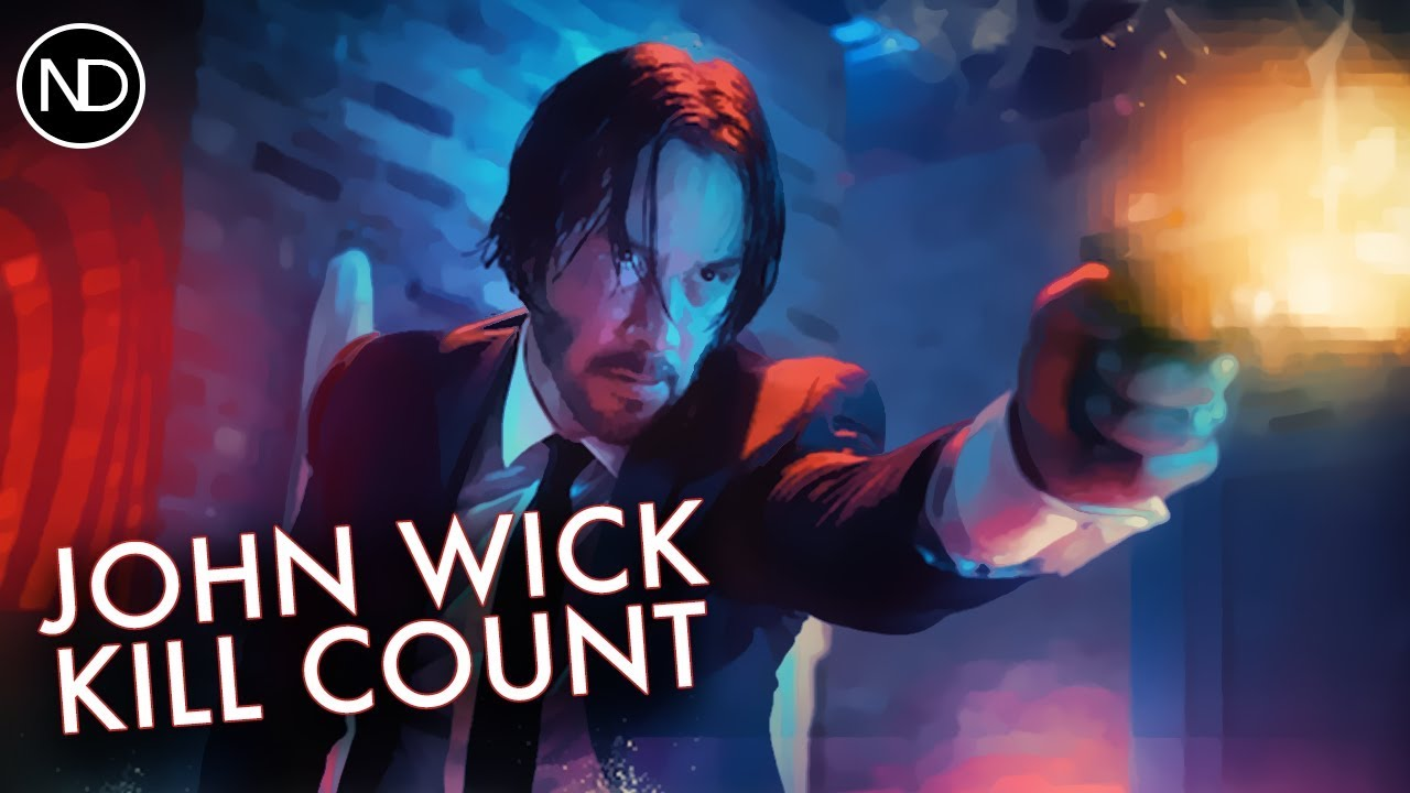 How many people did John Wick kill? Let's count - Polygon