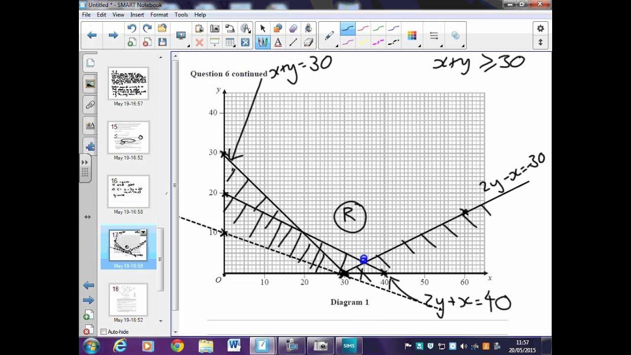 Edexcel June 13 D1 Ms Nt700v Ac Component Handlebar Top Bridge Parts Microfiche Schematic Array Jan 2015 International Q6 Youtube Rh Com