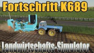 "[""Farming"", ""Simulator"", ""LS19"", ""Modvorstellung"", ""Landwirtschafts-Simulator"", "":FORTSCHRITT K689"", ""K689"", ""FORTSCHRITT"", ""LS19 Modvorstellung Landwirtschafts-Simulator :FORTSCHRITT"", ""S19 Modvorstellung Landwirtschafts-Simulator :FORTSCHRITT K689"", ""LS"
