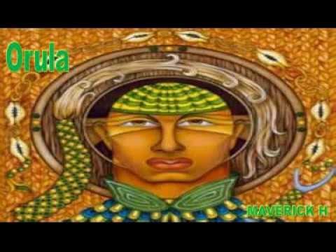 Orula Historia, Rezo y Canto