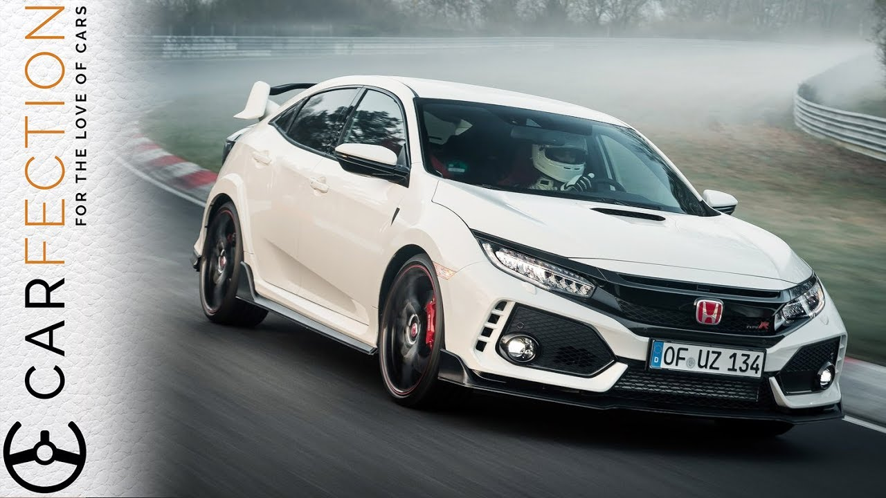 2018 Honda Civic Type R: Looks Fast But Is That Enough?   Carfection